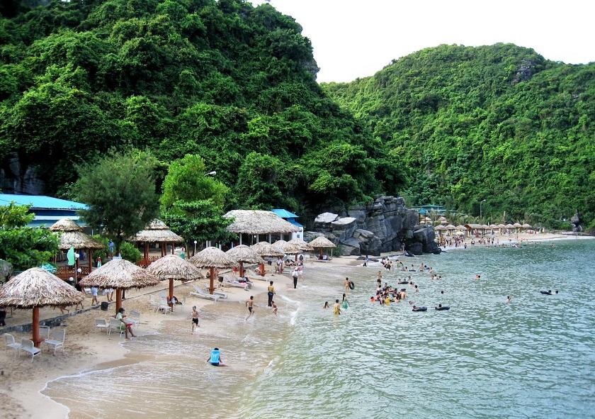 Bãi biển Đảo Khỉ