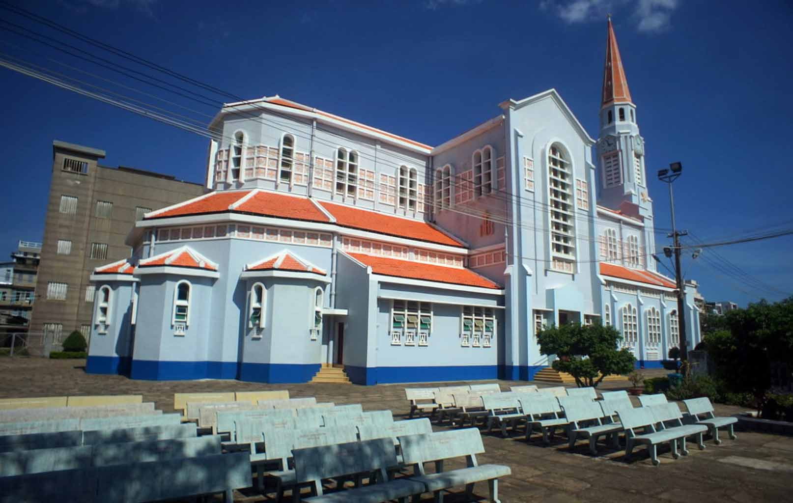 Nhà thờ Chính tòa