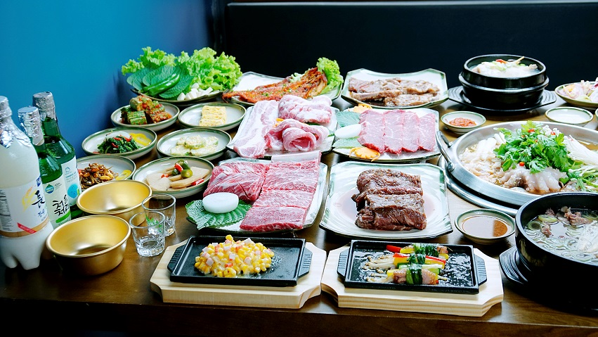 Ẩm thực Hàn Quốc
