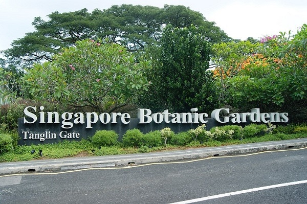 "Không gian ""xanh"" của Singapore Botanic Garden"