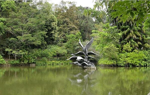 Hồ thiên nga Swan Lake