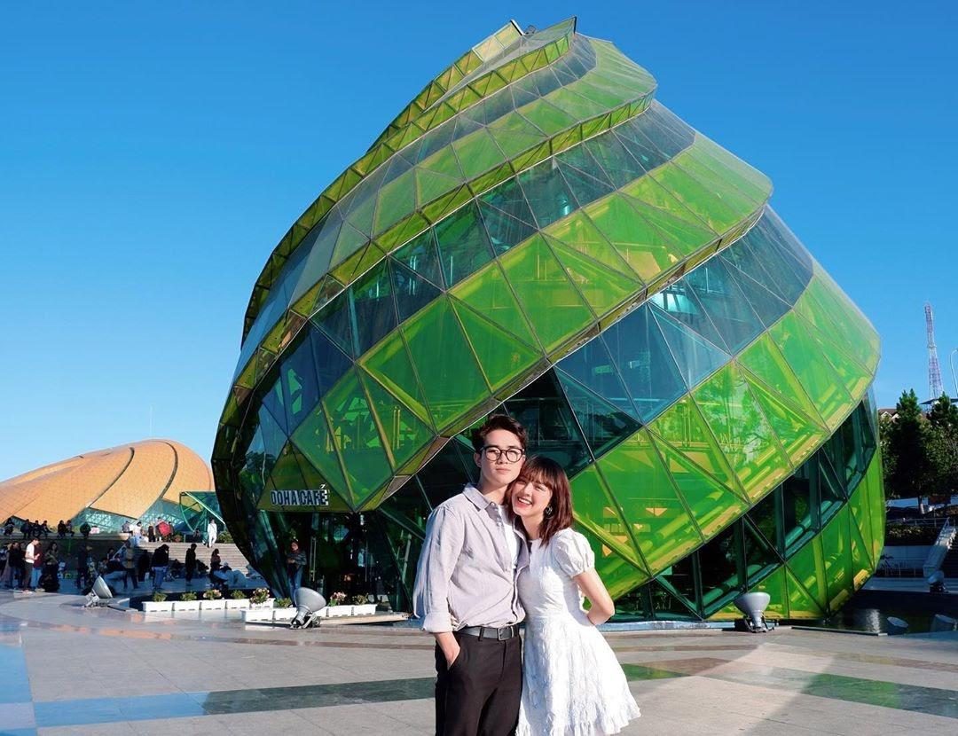 Quảng trường Lâm Viên - Một trong những nơi nên đi ở Đà Lạt