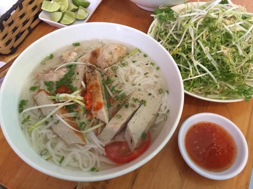 Bún cá Cô Ba - Quán ăn ngon rẻ ở Nha Trang