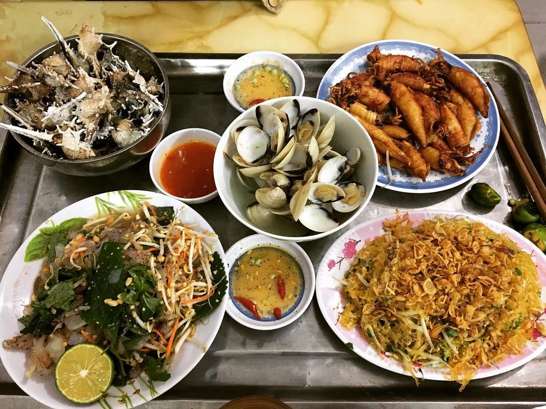 Hải sản Thanh Hương Nha Trang