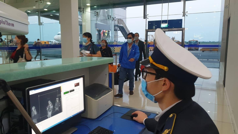 Tình hình phòng chống đại dịch Corona ở sân bay