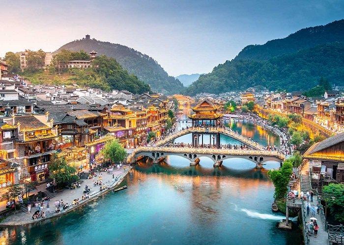 Phượng Hoàng Cổ Trấn Trung Quốc