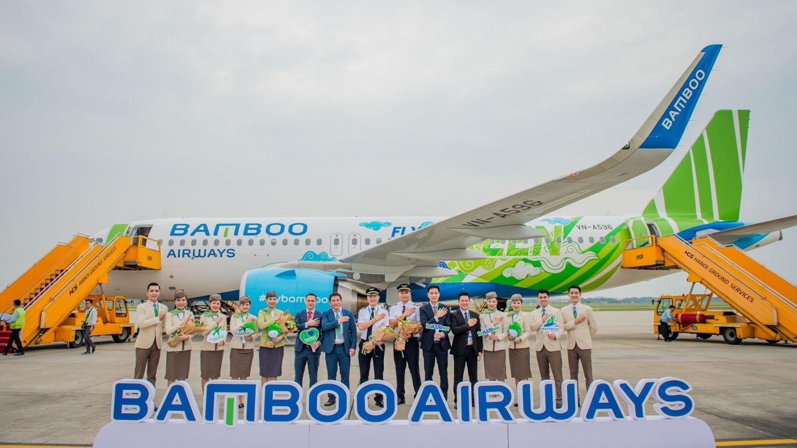 Đặt vé máy bay Bamboo giá rẻ chặng Hải Phòng - Đà Nẵng