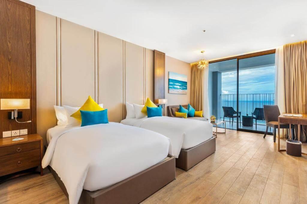 Phòng nghỉ của Eastin Grand Hotel Nha Trang