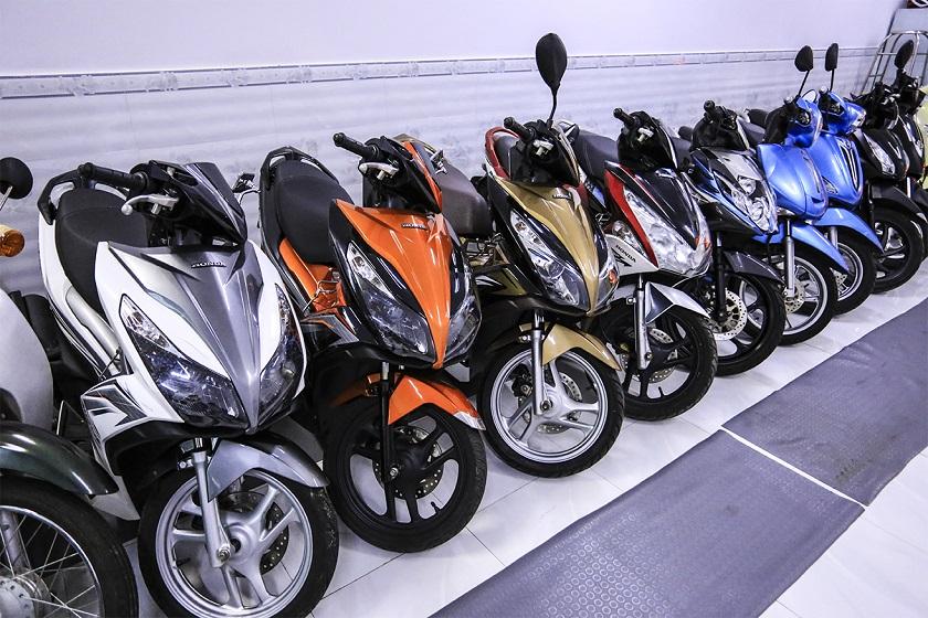 Xe máy - Cách di chuyển từ Đà Nẵng đi Hội An được nhiều du khách lựa chọn
