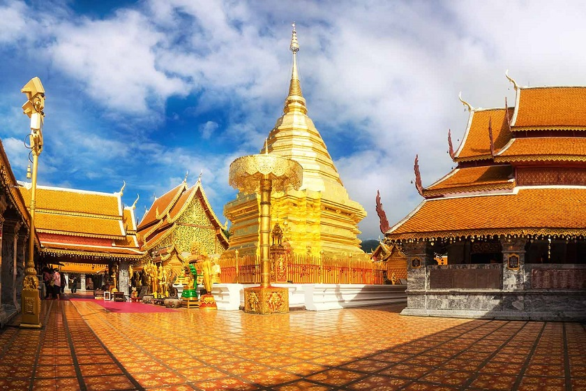 Chùa Phrathat Doi Suthep