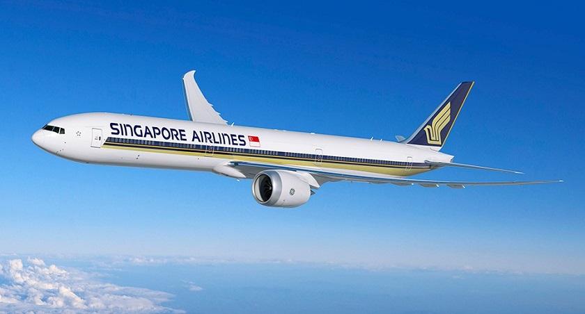 Singapore Airlines - một hãng bay phổ biến cho lộ trình Malaysia - Singapore