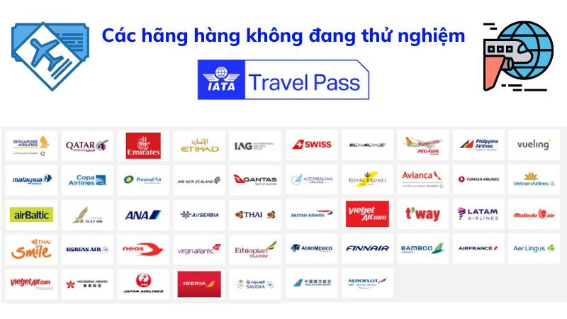 IATA Travel Pass đang được thử nghiệm bởi hơn 20 hãng hàng không