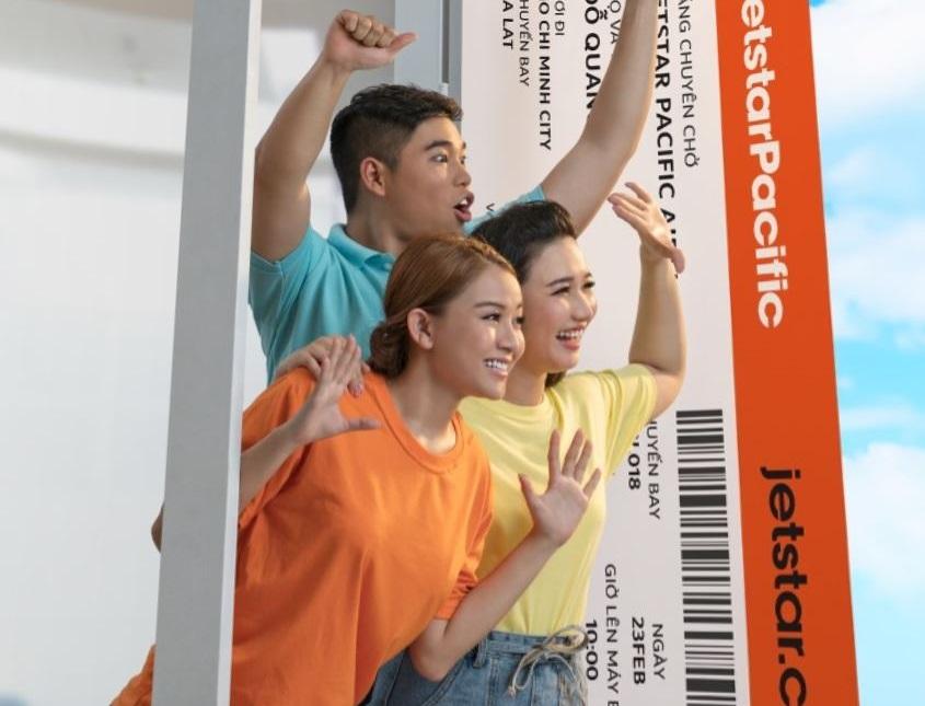Đặt vé máy bay Jetstar giá rẻ tại bestprice.vn