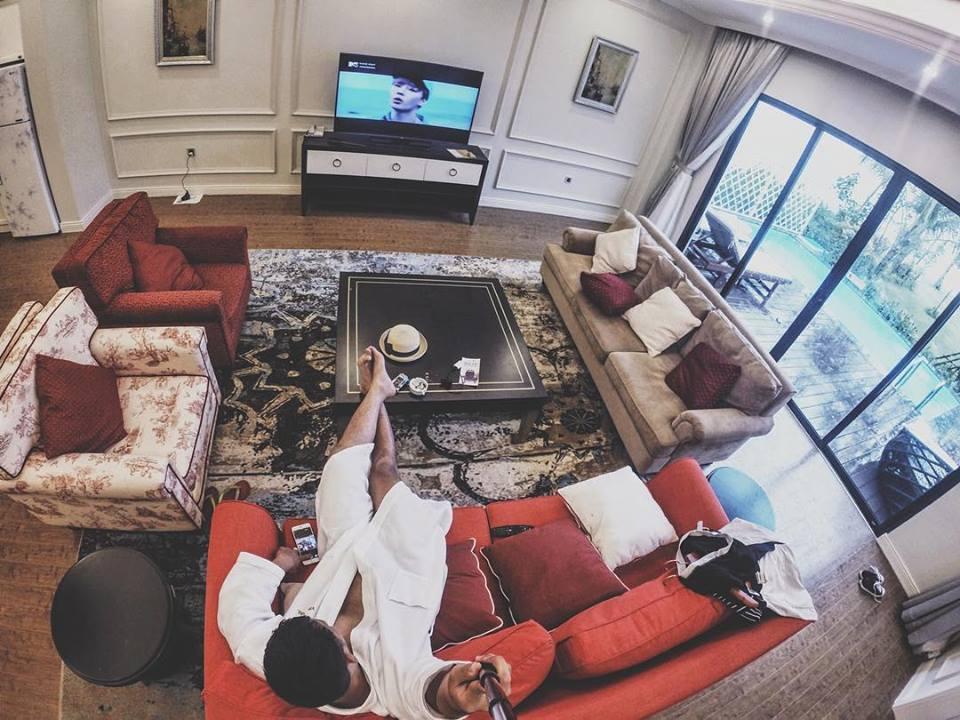 Villa sang chảnh, quá đã cho kì nghỉ dưỡng của gia đình bạn