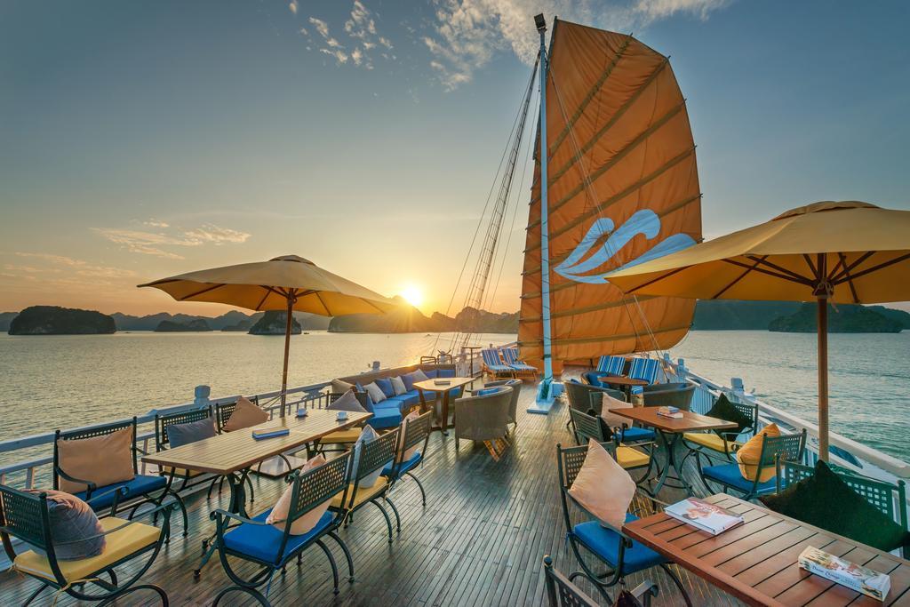 Một góc du thuyền Paradise Luxury