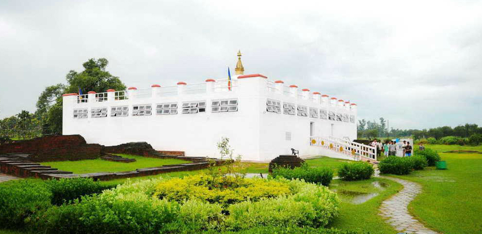 Nơi Đức Phật được sinh ra