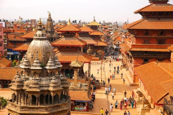 Kiến trúc độc đáo Kathmandu