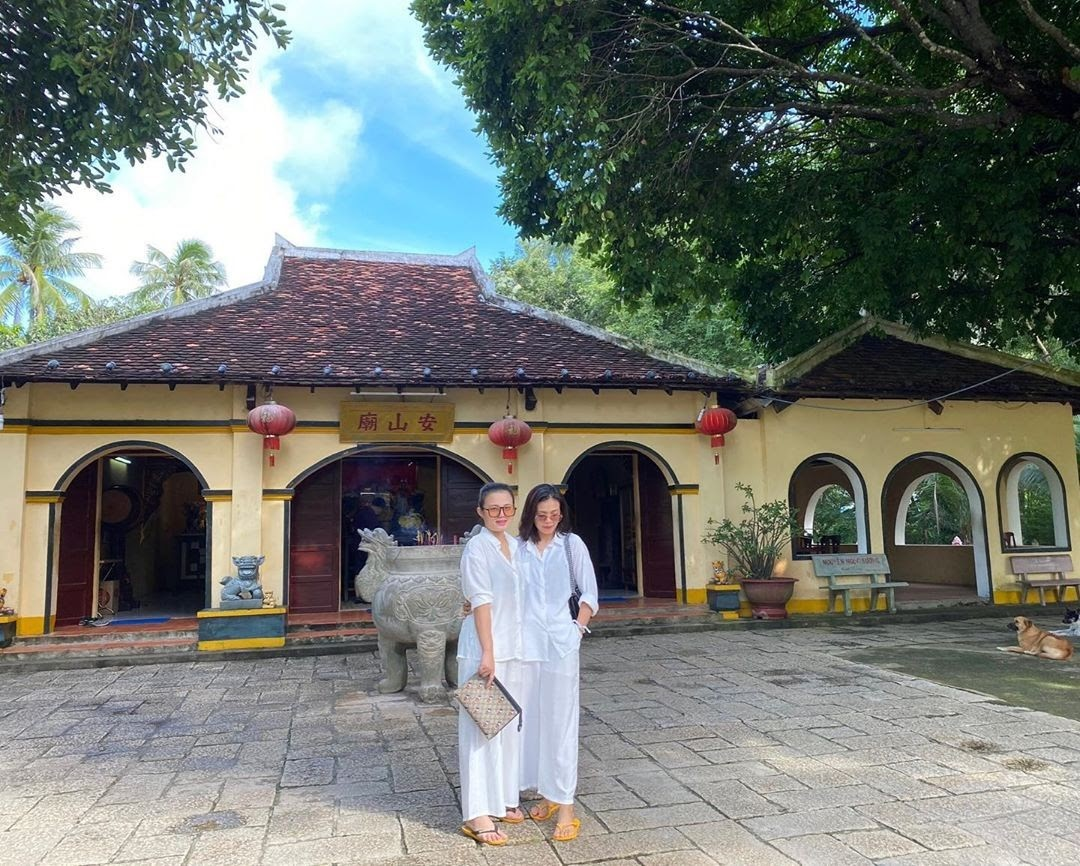 An Sơn Miếu, Côn Đảo
