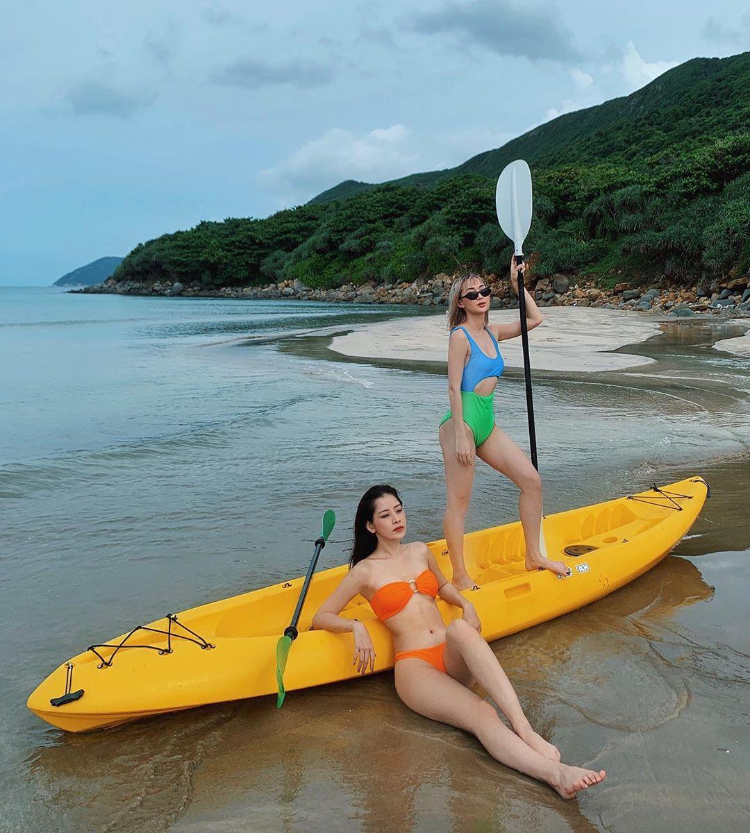 Mang bikini khi đi du lịch Côn Đảo
