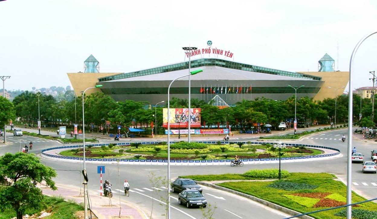 Thành phố Vĩnh Yên
