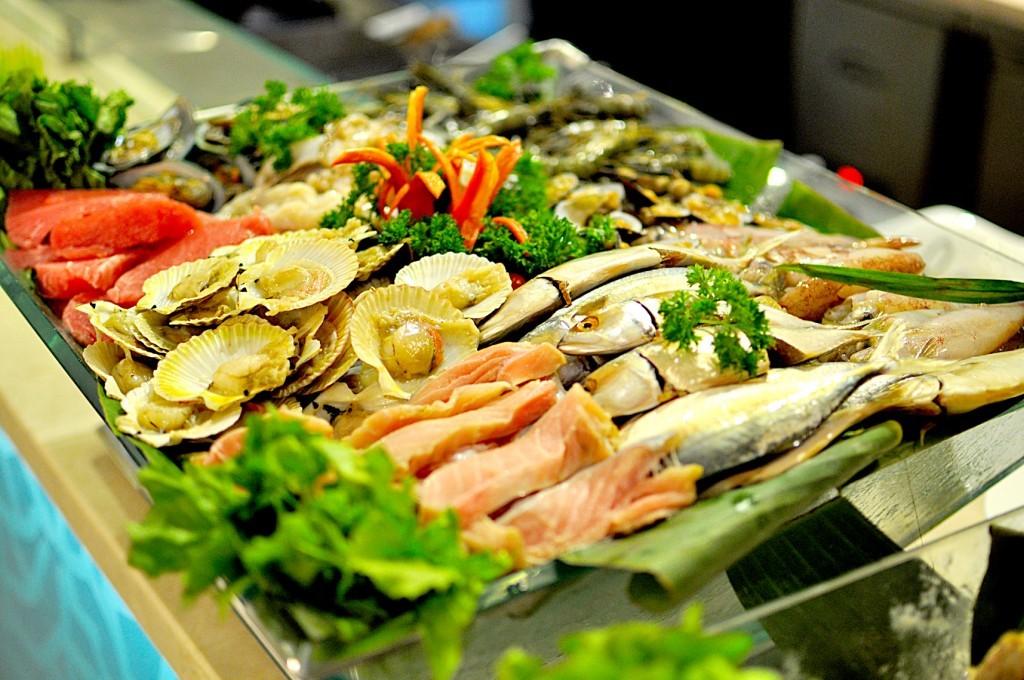 Nhà hàng Padma sang trọng cùng menu Âu – Á phong phú