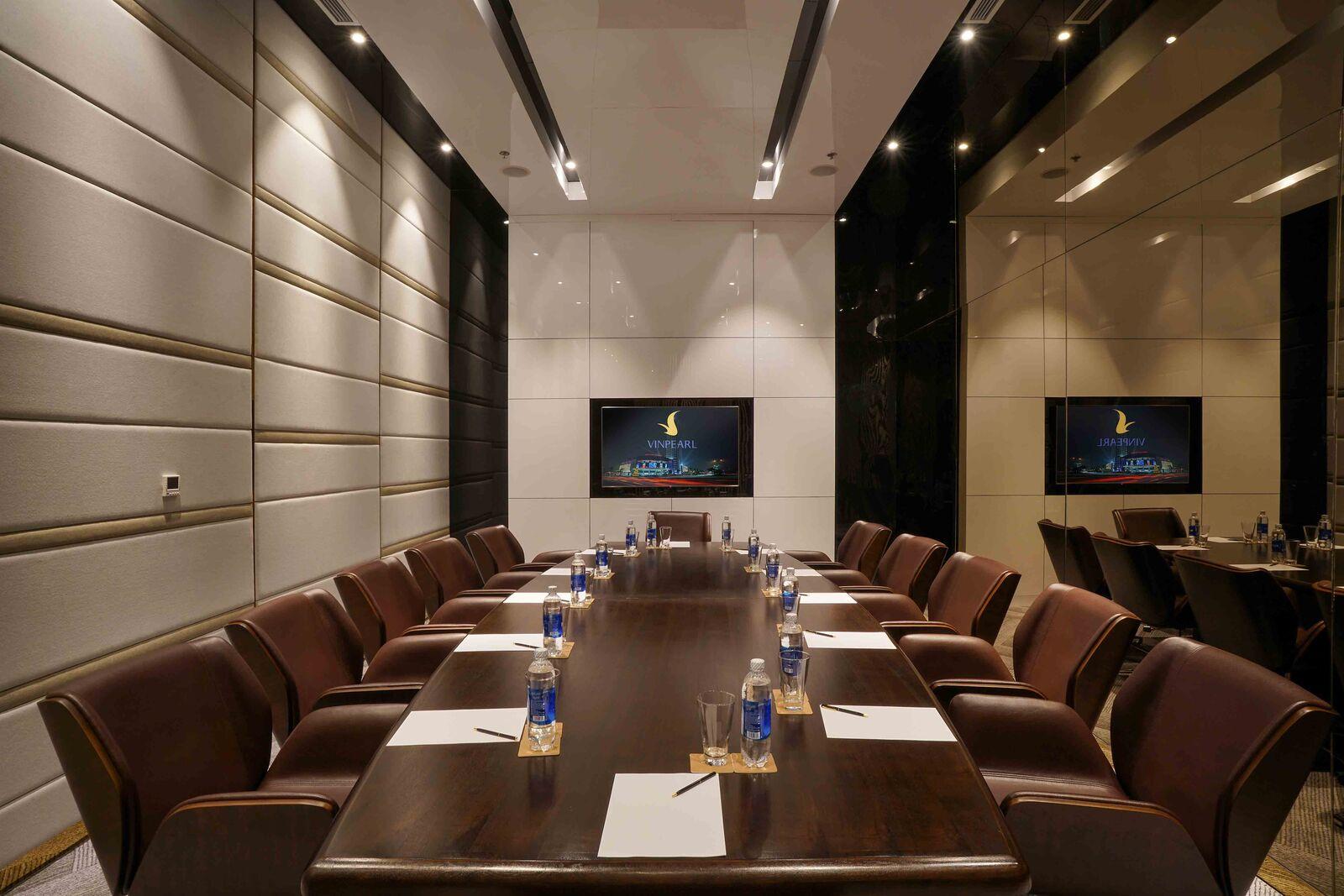 Dịch vụ hội họp và sự kiện tại Vinpearl Hotel Hà Tĩnh
