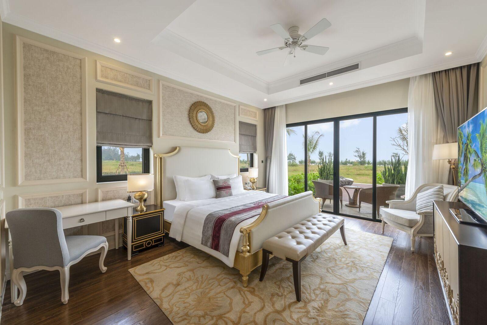 Căn villa 2 phòng ngủ tại Vinpearl Discovery Hà Tĩnh