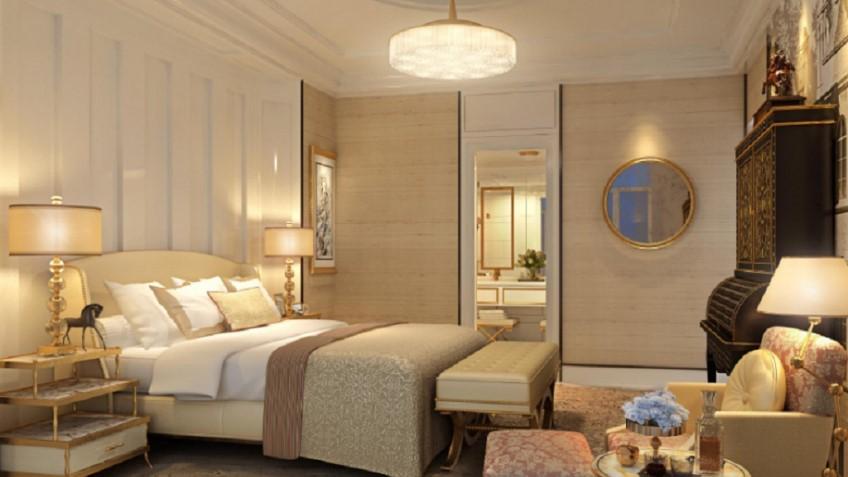 Phòng nghỉ sang trọng tại khách sạn