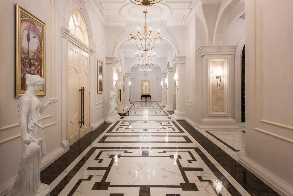 Hành lang của khách sạn