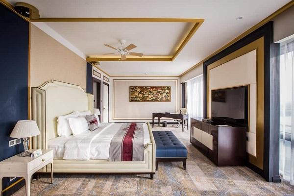 Phòng khách sạn Vinpearl Cần Thơ tiện nghi, sang trọng