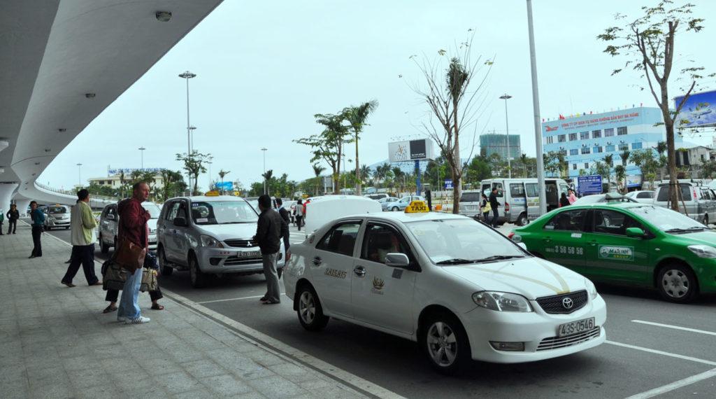 Taxi ở Đà Nẵng