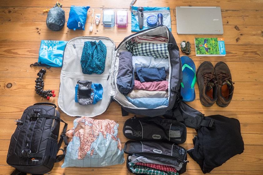 Bạn cần sắp xếp hành lý gọn nhẹ khi du lịch Phuket