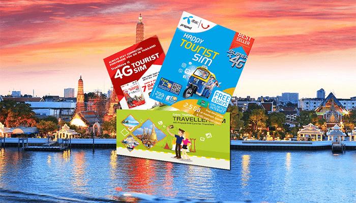 Sim 4G dành cho khách du lịch