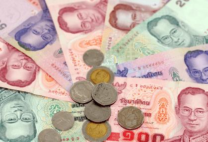 Tiền tệ tại Thái Lan