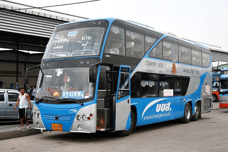 Bạn có thể đi xe bus từ Bangkok để tới Phuket