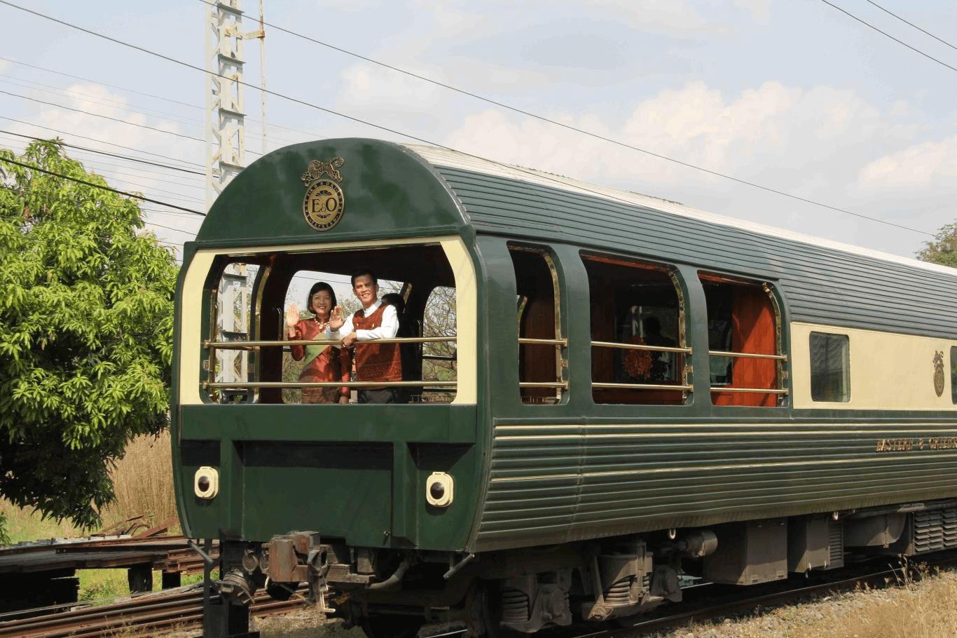 Tàu hỏa du lịch Phuket