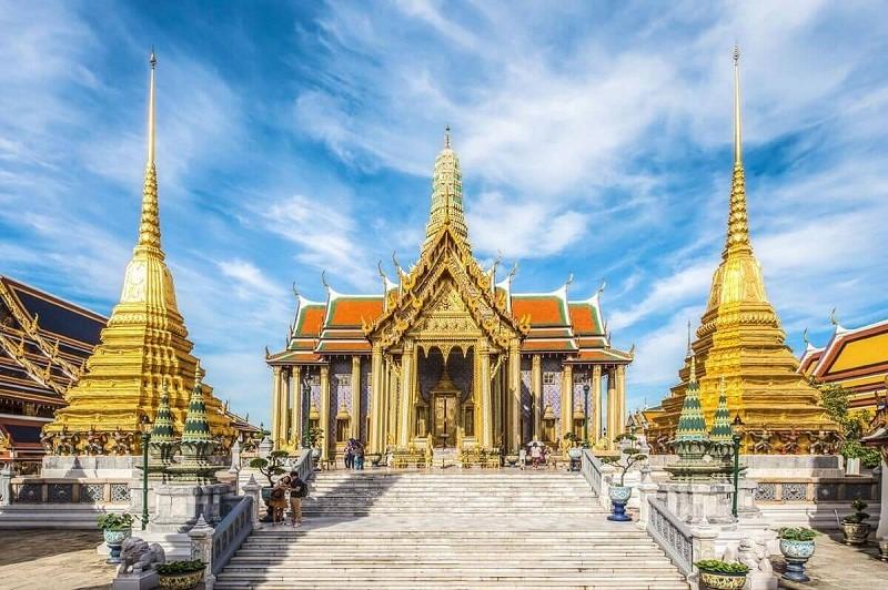 Bạn có thể du lịch Bangkok vào bất kì thời gian nào trong năm