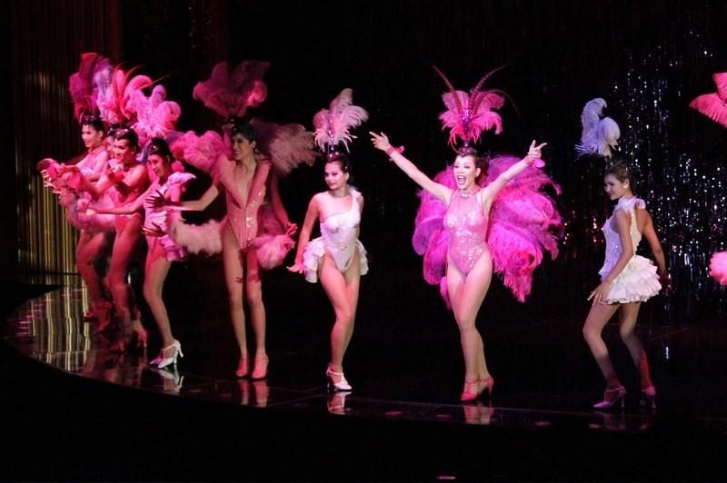 Show Calypso Cabaret