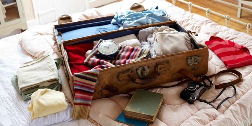 Chuẩn bị hành lý đi du lịch Đà Lạt