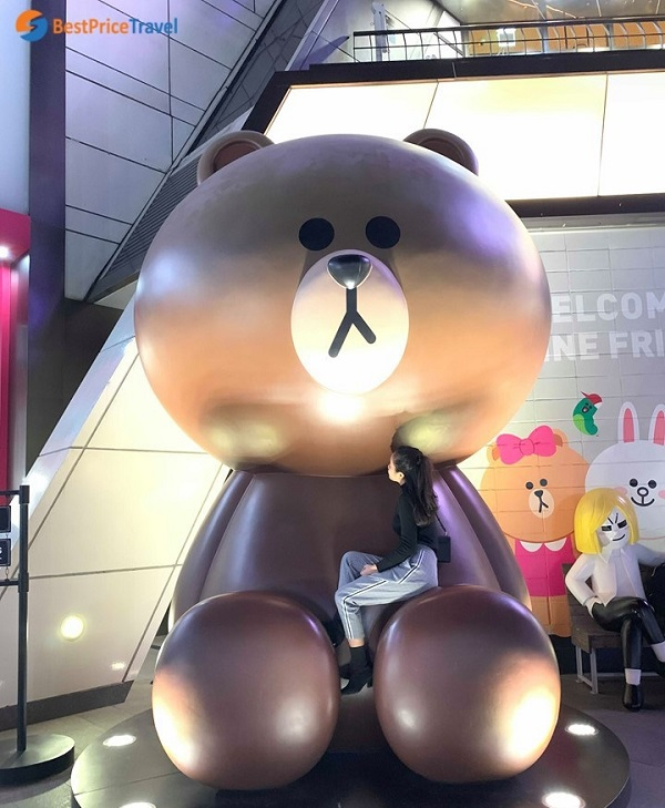 Du lịch Dongdaemun - điểm vui chơi sống ảo của giới trẻ Hàn Quốc