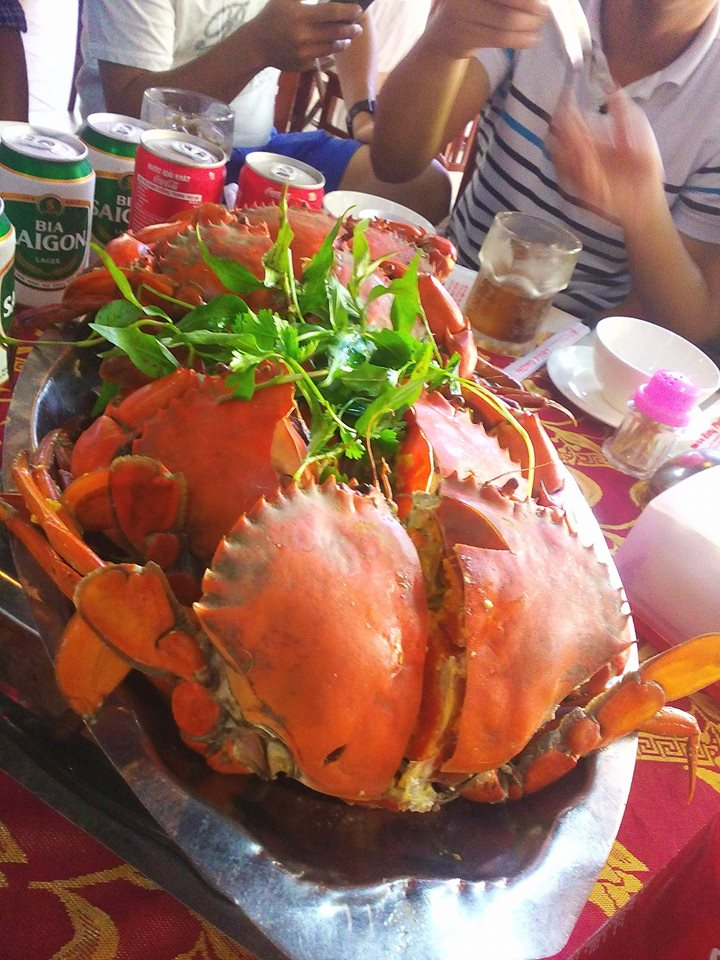 Hải sản tại Nha Trang