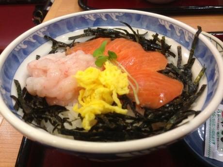 Hải sản tươi sống ở Hokkaido