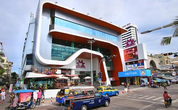 Địa điểm mua sắm ở Pattaya