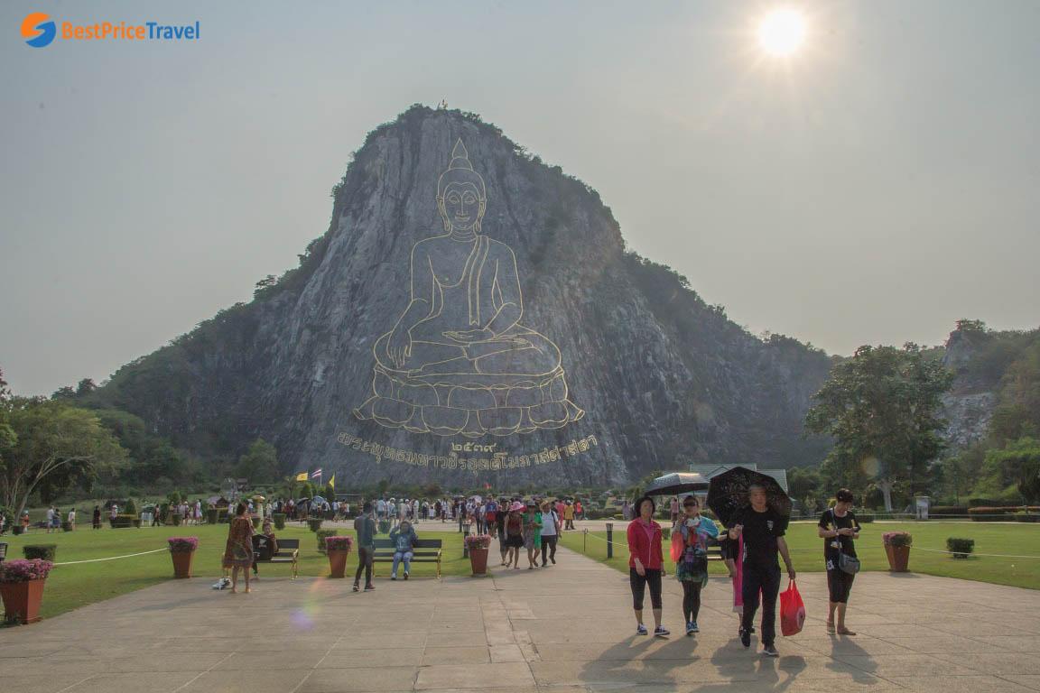 Khao Chee Chan - Trân Bảo Phật Sơn