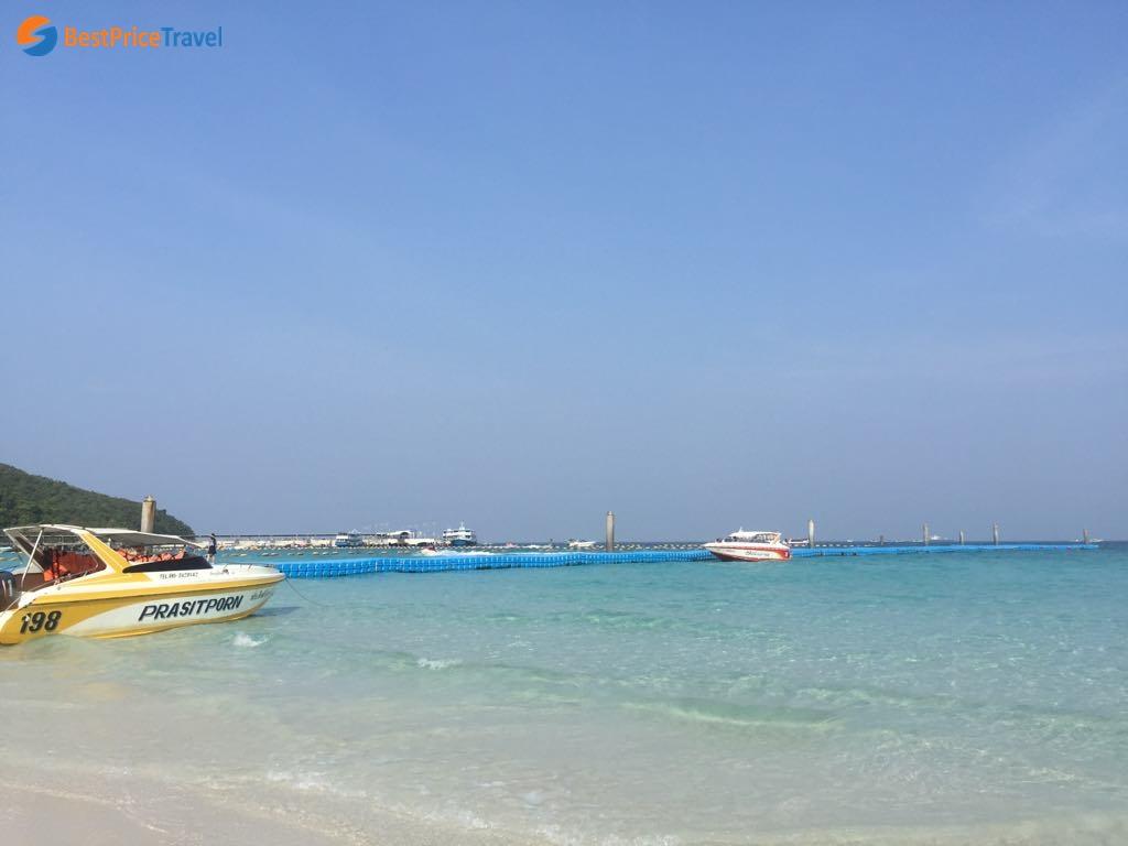 Đảo Coral ở Pattaya