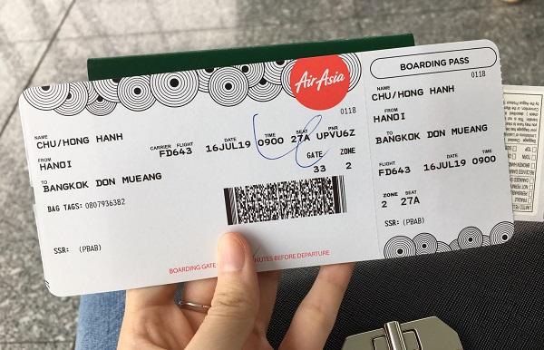 Săn vé máy bay đi Thái Lan