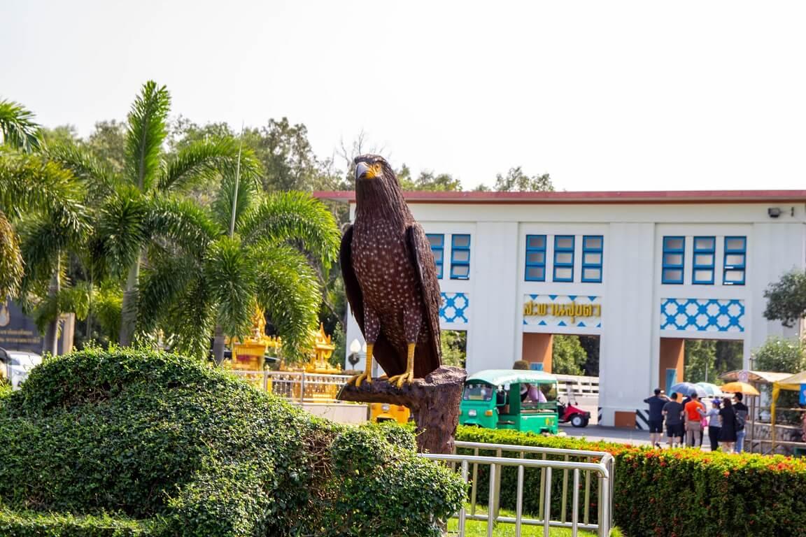 Vườn chim Hải Âu Thái Lan