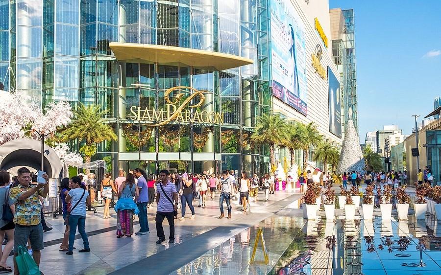 Trung tâm thương mại Siam Paragon