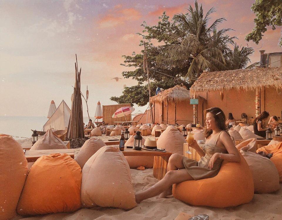 Check in tại Sunset Sanato Beach Club Phú Quốc