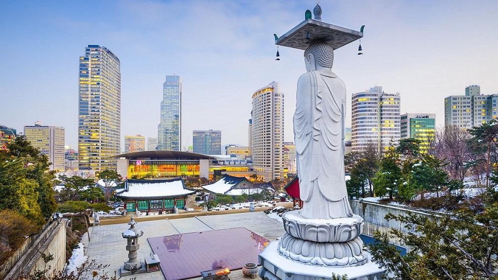 Kinh nghiệm săn vé máy bay Hải Phòng đi Seoul giá rẻ